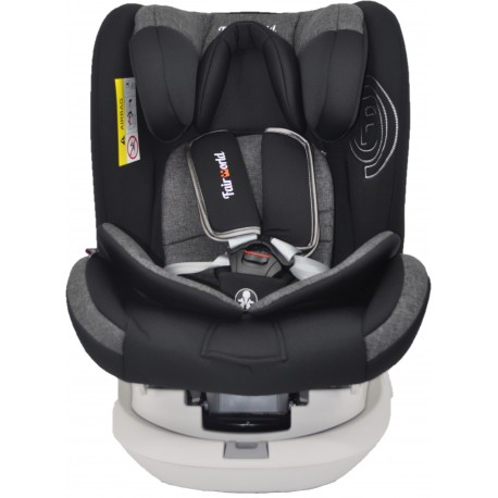 FairWorld Rotating with Isofix Baby Carseat (BC 62S/ISO/SIPS-BG)