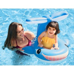 Intex Jolly Whale Shaded Baby Float (IT 56591NP)
