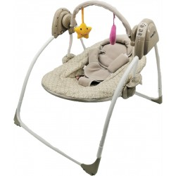 Evenflo Baby Deluxe Infant Swing (EV 502-E7NM)