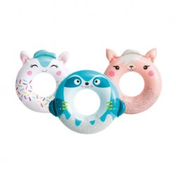 Intex Cute Animal Tubes IT 59266NP (Random Print)