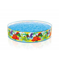 Intex (4 Ft x 10 Inch) Clearview Snapset Pool