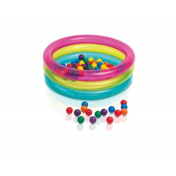 Intex Classic 3-Ring Baby Ball Pit (IT 48674NP)