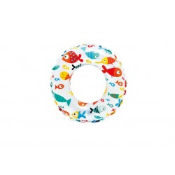 Intex (20 Inch) Lively Print Swim Rings - 3pcs (IT 59230NP)