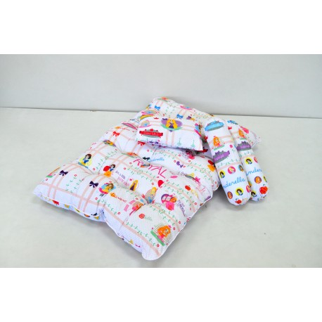Disney Pvc Bag 29in x 45in 1Mat,1Pil n 2Bol