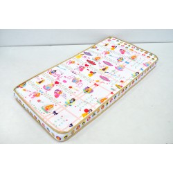 Disney Princess Piping Mattress (23in x 47in x 3in)