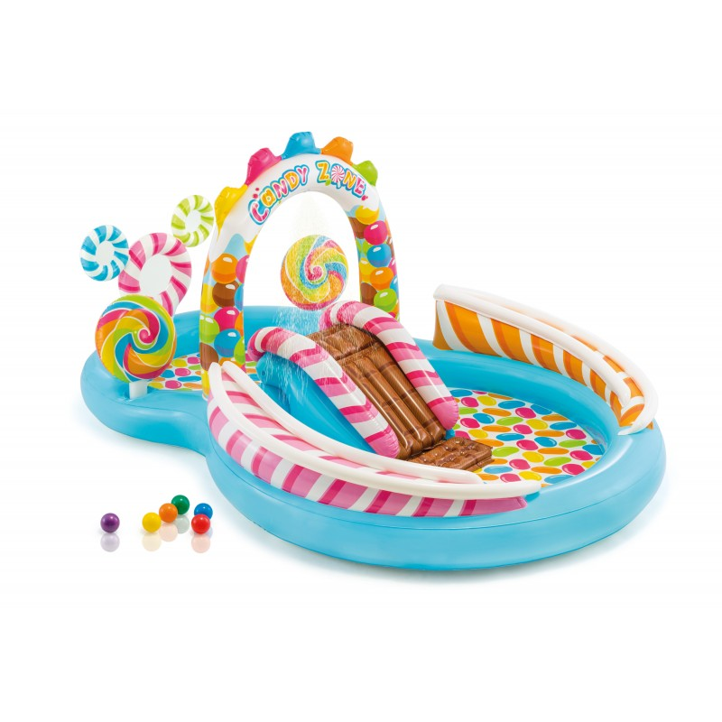 Intex Candy Zone Play Center Bathing