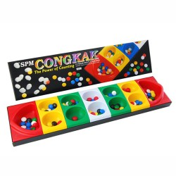SPM Games Congkak 12-Holes Colour (M SPM 105)