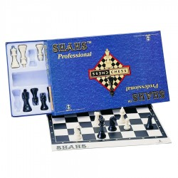 Fair World SPM Shahs Professional Chess Set