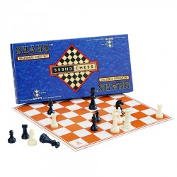 SPM Games Shahs Beginner Chess Set (M SPM 84)