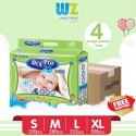 Drypro Classic Baby Tape Diapers (4packs)
