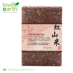 Love Earth Kelantan Red Rice 900g