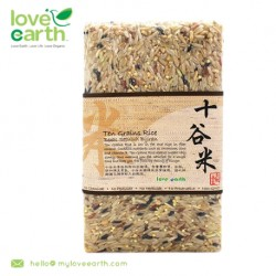 Love Earth Ten Grain Rice 1kg
