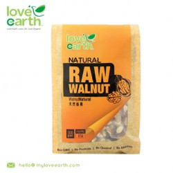 Love Earth Natural Walnut 300g