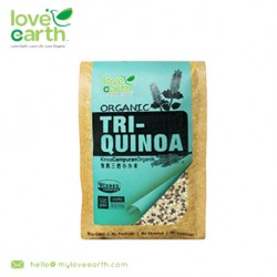 Love Earth Organic Mixed Quinoa 500g