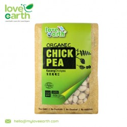 Love Earth Organic Chickpea 550g