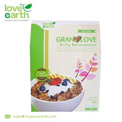 Nutty Banananana! Granolove 300g