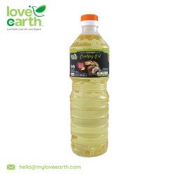 Love Earth Organic Cooking Coconut Oil 1L