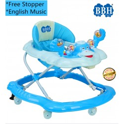 BBH 315 Walker Free Stopper and English Song (Blue)