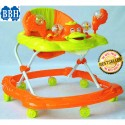BBH 315 Walker Free Stopper and English Song (Orange)
