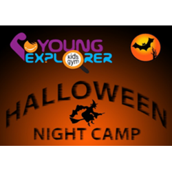 Young Explorer Gym Halloween Night Camp