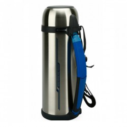 Zojirushi 1.8L S/S Bottle With Cup - SF-CC-18-XA (Stainless)