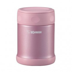 Zojirushi 0.35L S/S Food Jar - SW-EAE-35-PS (Shiny Pink)